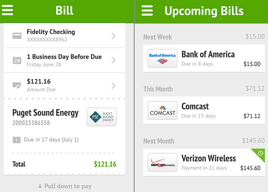 how to pay all your bills online