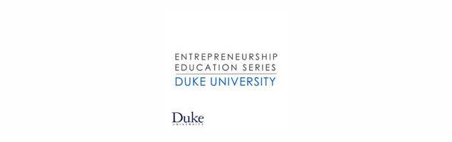 Duke Entrepreneurship Education Series