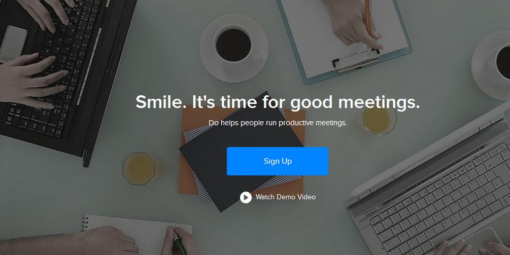 Do.com Helps You Run Productive Meetings And Spend Your Time Efficiently