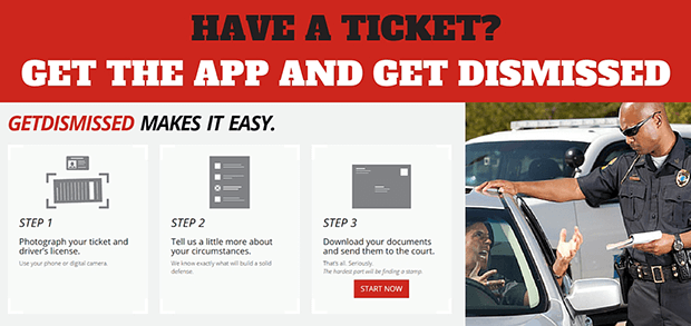 Fighting A Speeding Ticket >> GetDismissed – The Best Way To Dismiss Your Traffic Ticket