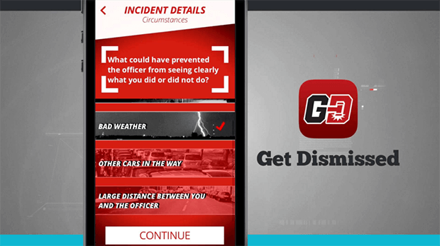 GetDismissed – The Best Way To Dismiss Your Traffic Ticket