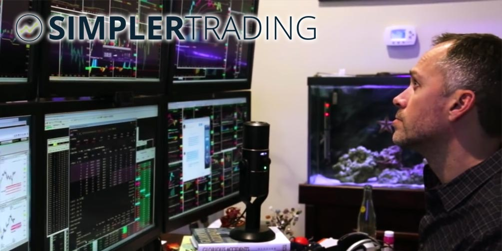 Simpler options trading room