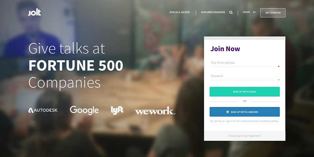 Jolt Fortune 500