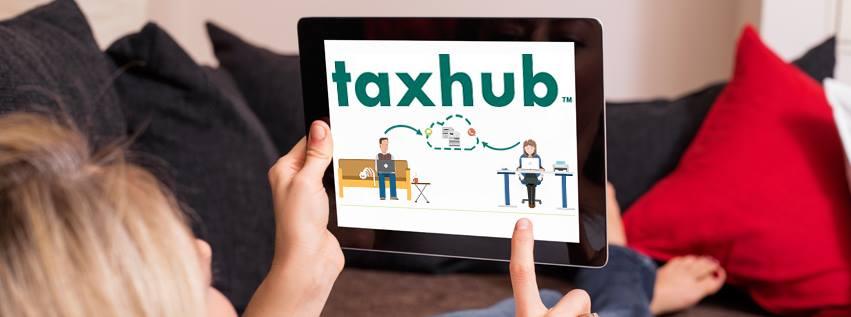 Taxhub Tablet