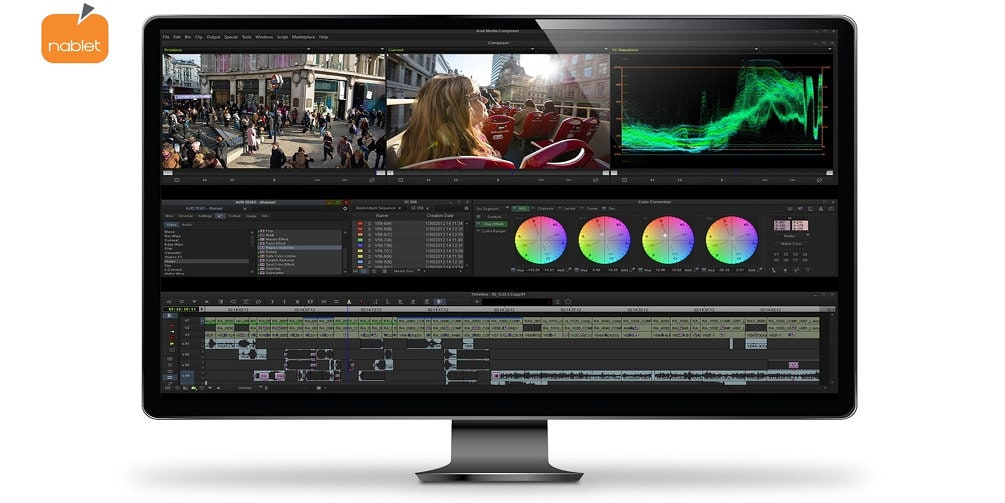 nabet professional video editors featured