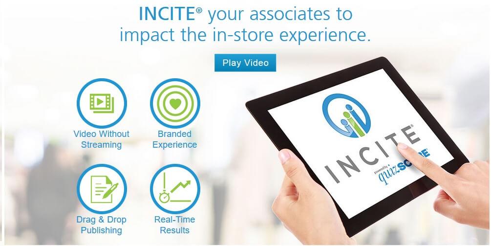 INCITE Helps Retailers Educate In-Store Employees