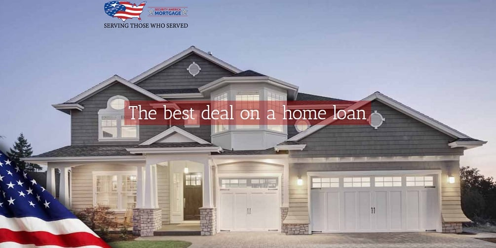 Security America Mortgage Best Deal