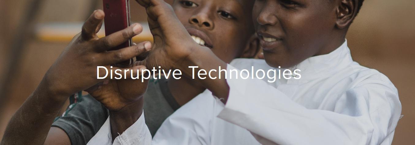 Ciao Group Disruptive Technologies