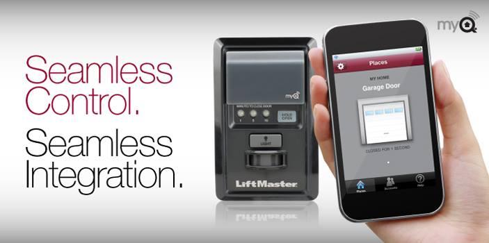 LiftMaster Seamless