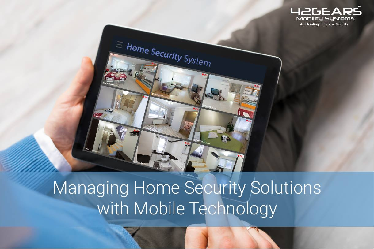 42Gears Mobility Systems Fulfils Enterprise Mobility Requirements Of