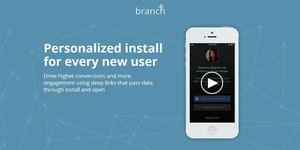 BranchMetrics helps You Get All The Data Need For Your Customer Acquisition  Strategy!
