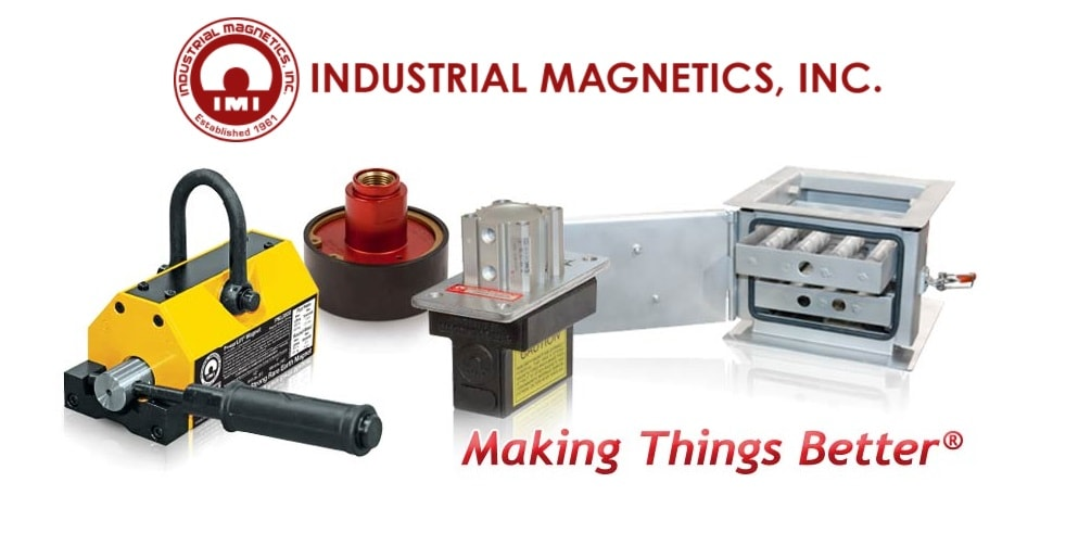 Industrial Magnetics Designs Engineers And Manufactures