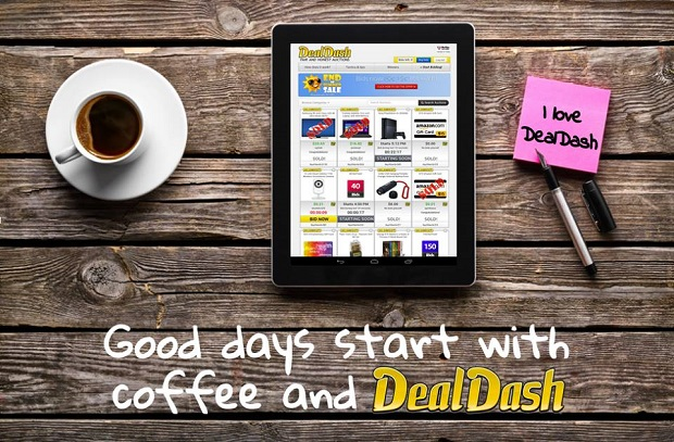dealdash delivers entertaining shopping experience and a platform