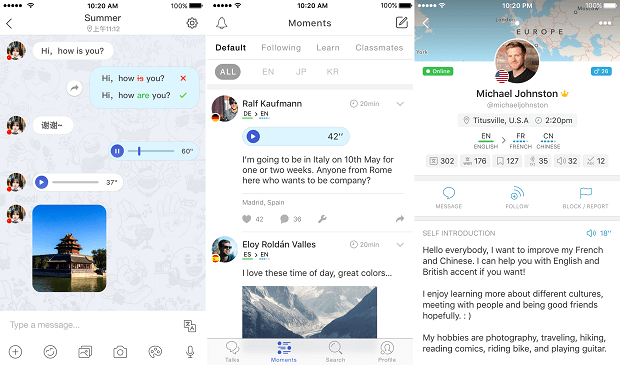 HelloTalk Helps You Learn A Language By Chatting With Native