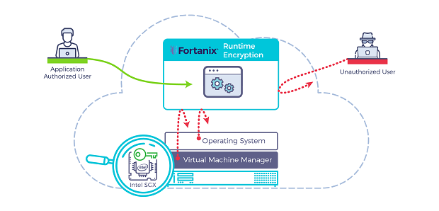 Fortanix Runtime Encryption Platform Protects Applications
