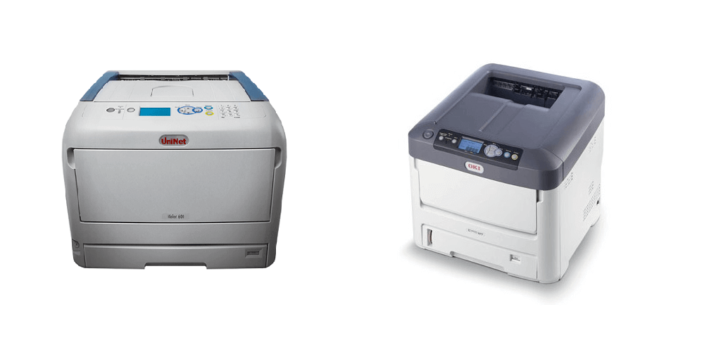 cb097089 UniNet iColor 600 Versus Oki Data Pro8432WT Tabloid White Transfer Printer  Review - SuperbCrew